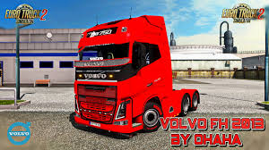 skin pack new year 2017 for iveco hiway and volvo 2012 2013 volvo fh 2013 v21 16s by ohaha 1 27 x download ets 2 mods