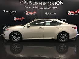 2014 lexus is atomic silver new 2017 lexus es 350 4 door car in edmonton ab l13730