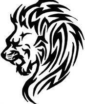 tatouage lion signe astrologique du lion signification et