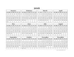 printable calendar yearly 2014 best photos of 2016 year calendar template for word uk 2016 yearly