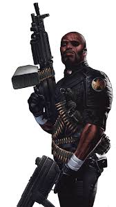 Nick Fury Halloween Costume Original Nick Fury Ultimate Nick Fury Battles Comic Vine