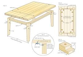 attaching legs to a table table tops and wood movement canadian woodworking magazine