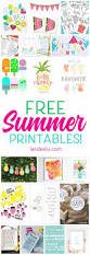 25 unique summer free printables ideas on pinterest camping