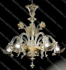 Spare Parts For Chandeliers Spare Parts For Chandeliers Murano Glass Canal Grande New Murano
