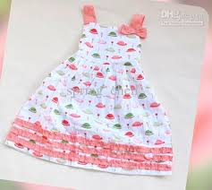 2017 baby dress infant dress one dress flora skirt