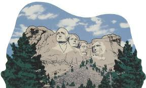 Mt Rushmore Map Mt Rushmore Keystone Sd The Cat U0027s Meow Village
