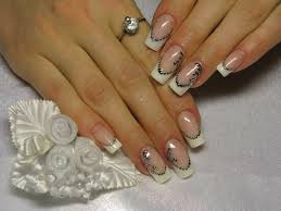 colorful french nail art designs image collections nail art designs