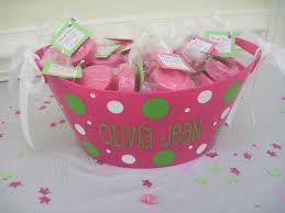 storybook bakery blog pink u0026 green baby shower dessert table