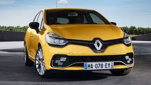 clio renault 2016 renault clio rs gets a facelift but still no stick shift