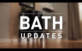 easy bathroom ideas how to youtube