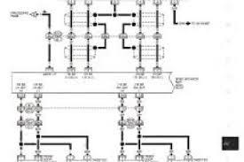 2005 nissan altima wiring diagram u0026 problem with running lights on
