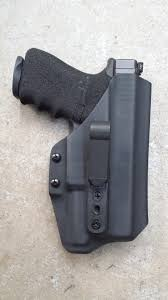 iwb light bearing holster kaos concealment fusion l holster soldier systems daily