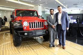 jeep india india u0027s first jeep destination store inaugurated in ahmedabad