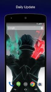 wallpaper android sao art sao wallpapers hd apk download free personalization app for