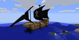 pirate ship schematic world save minecraft project