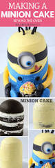Minion Cake Decorations Making A Minion Cake Beyond The Oven Blahnik Baker