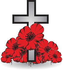 poppy and cross clipart clipartxtras