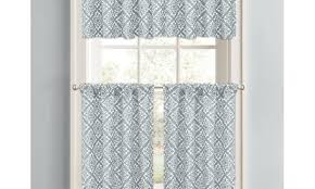 Kitchen Window Curtains Ikea by Curtains Intrigue Teal And Brown Kitchen Curtains Ravishing Teal