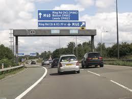 Interchange Road Wikipedia File Eccles Interchange M60 Or M60 Jpg Roader U0027s Digest The