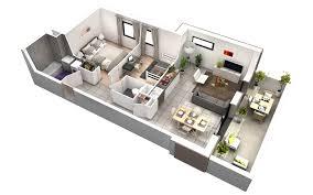 appartement 3 chambres appartement neuf 3 pièces aix les bains 73100 horizon edifim