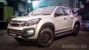 limited edition isuzu d max beast launched priced from rm120k