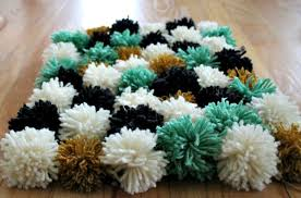 Homemade Pom Pom Decorations Diy Dorm Room Decorations 5 13 16 U2013 The Bark
