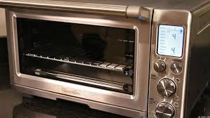 Hamilton Beach Set Forget Toaster Oven With Convection Cooking Breville Smart Oven Review Cnet