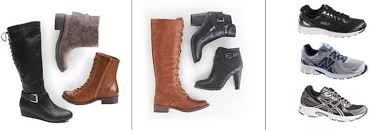 womens boots at kohls kohl s 10 50 shoes coupon s boots 16 66 shipped