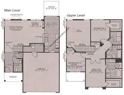 Dr Horton Cambridge Floor Plan Covington Lakes Subdivision In Huntley Illinois Homes For Sale
