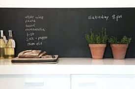 planche ardoise cuisine ardoise murale deco excellent tableau noir pour cuisine on