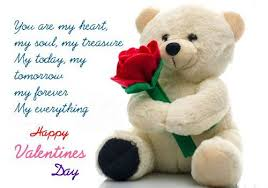teddy valentines day teddy day message for fiance bf gf husband happy