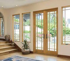 carole weaks love the transom topped glass sliding doors to patio