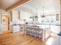 shaker cabinets white kitchen farmhouse sink trim light filled