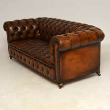 used chesterfield sofa antique buttoned leather chesterfield sofa marylebone
