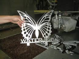 wholesale signage water jet cutting rns channel letters
