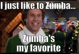 Zumba Meme - zumba elf quickmeme