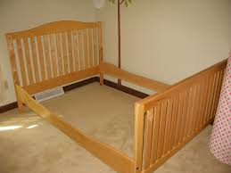 When To Convert Crib To Bed Crib To Size Bed Conversion Kit Baby Bed