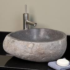 Bathroom Sink Stone Vessel Sink Stone Thera Lava Stone Vessel Sink Bathroom Shimek