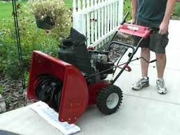 two craftsman craftsman 5 5hp 24inch two stage snowblower mod 31as6bce799