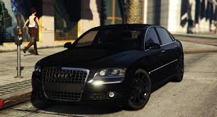 lexus ls600h vs audi a8 gta 5 mod audi a8 d3 w12 quattro enb pc 60 fps youtube
