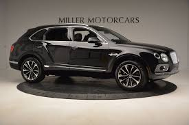 bentley bentayga grey 2017 bentley bentayga stock b1210 for sale near greenwich ct