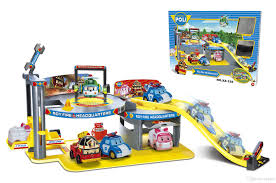 robocar poli theme parking track lot 6 22 2015 8 15