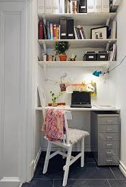 simple home office in a closet dweef com bright and attractive 17 simple home office ideas for small home simple home office in a closet