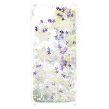 glow in the dark big star liquid fill phone case claire u0027s us