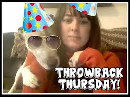 Throwback Thursday Meme - what puppies do when i m gone for a week throwback thursday