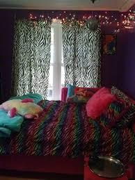 Zebra Print Bedroom Sets 100 Best My New House Bedroom Images On Pinterest Rainbow Zebra