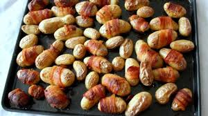 comment cuisiner les pommes de terre grenaille pommes de terre grenaille au lard fumé et herbes de provence
