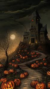 halloween wallpapers for android wallpaperpulse