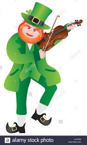 musical violin irish fiddler celtic goblin leprechaun