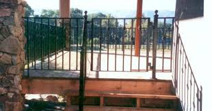 iron fences u0026 gates utah intermountain ornamental